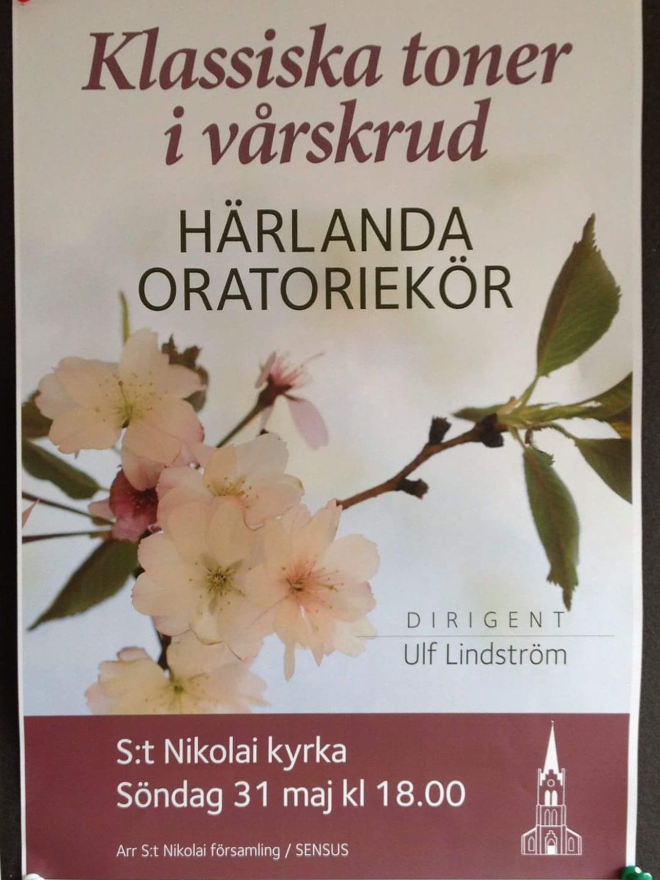 Affisch Halmstad