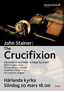 160320 Crucifixion