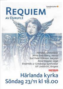 Requiem av Duruflé 2014-11-23